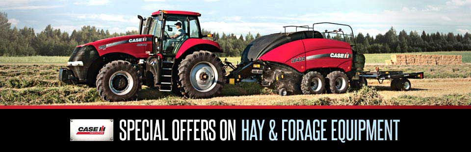 Special Offers on Hay & Forage Equipment