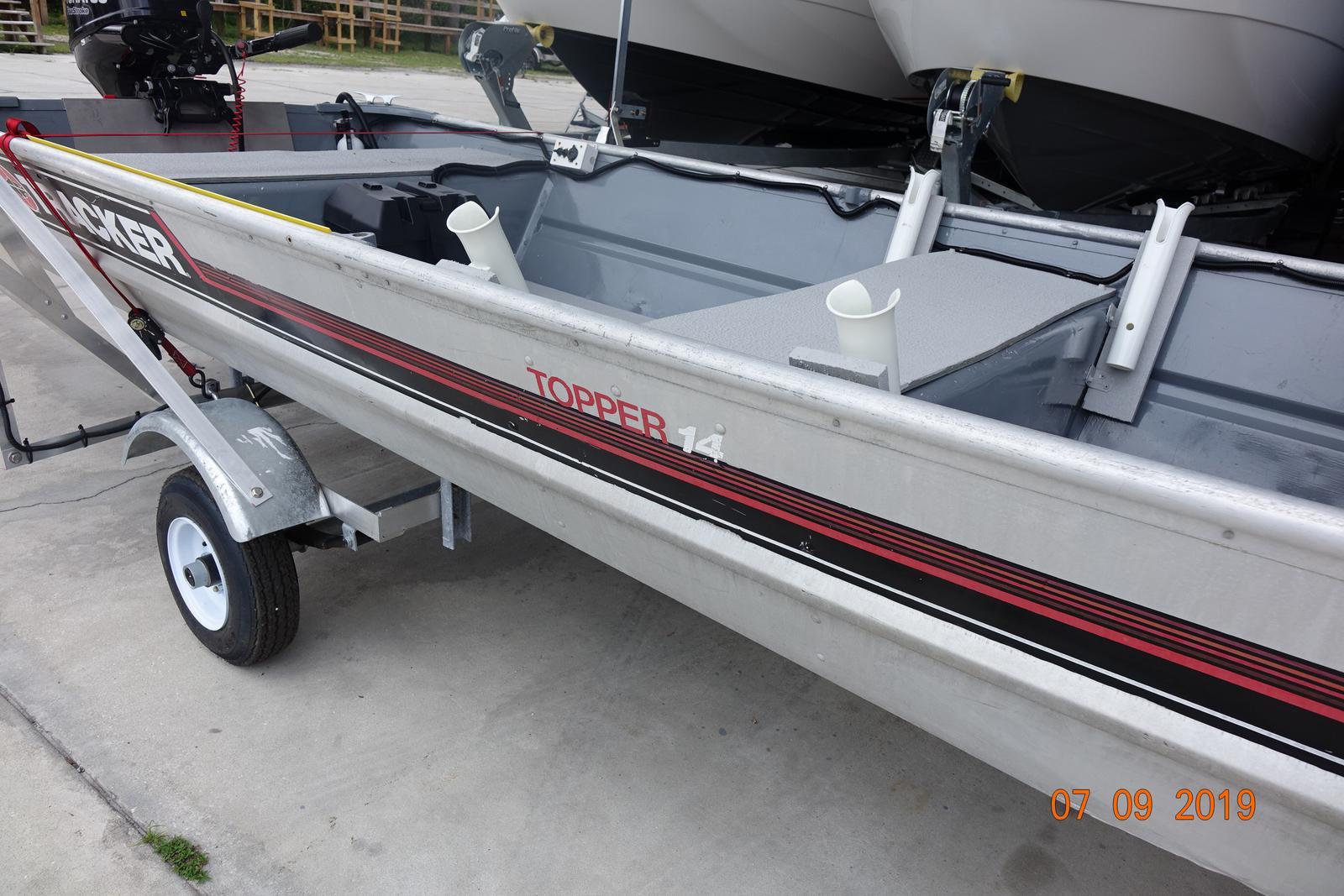 1988 Tracker Bass Tracker Topper for sale in Longwood, FL
