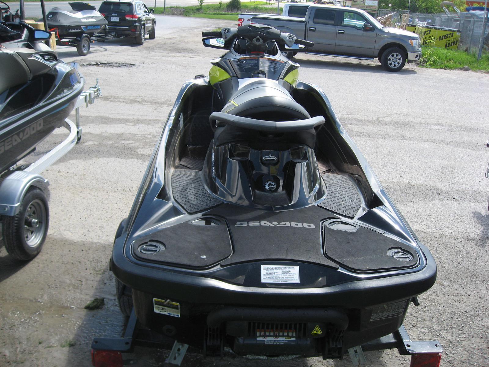 2012 Sea-Doo RXT-X260