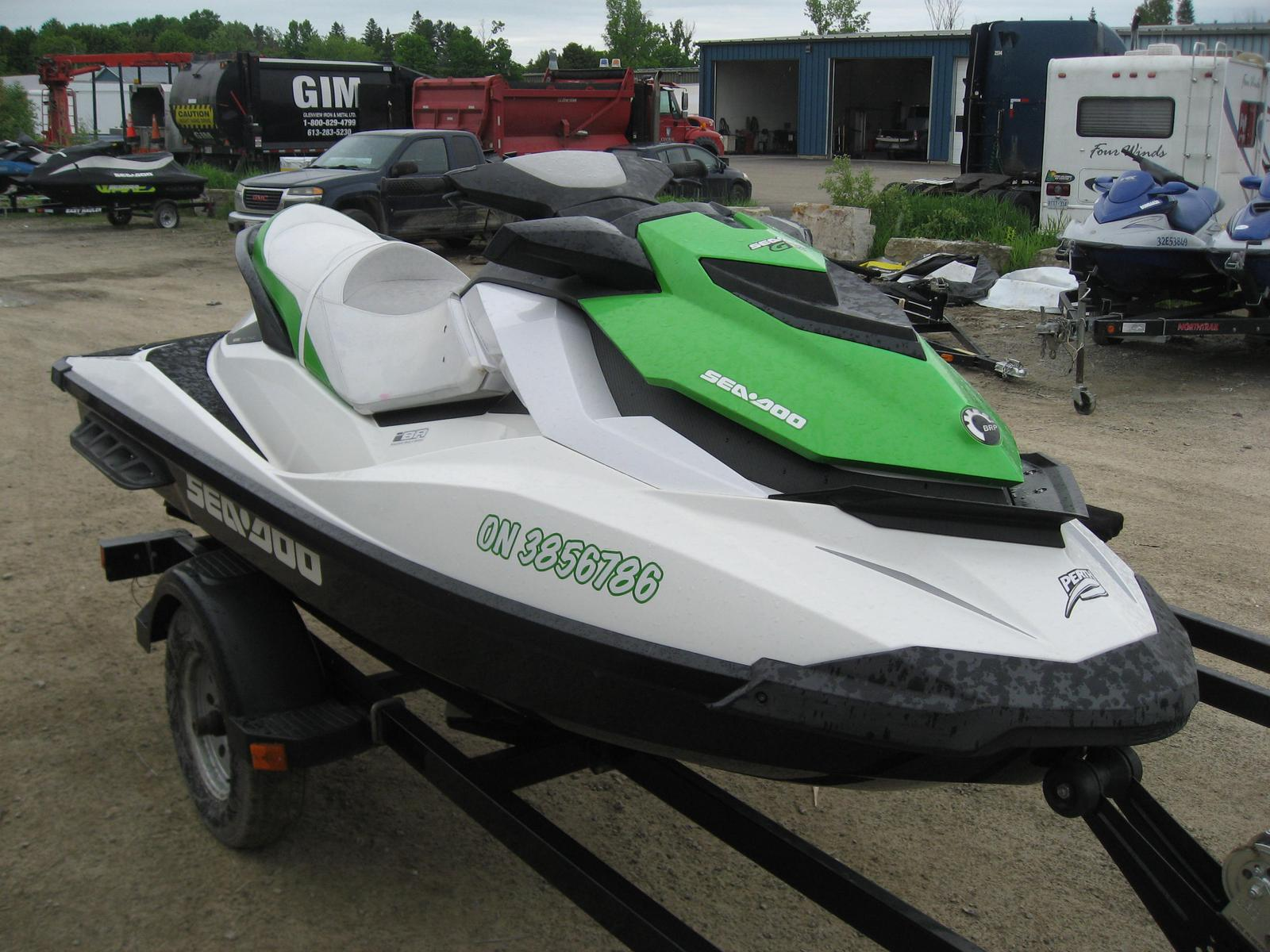 Seadoo Turns Over But Wont Start