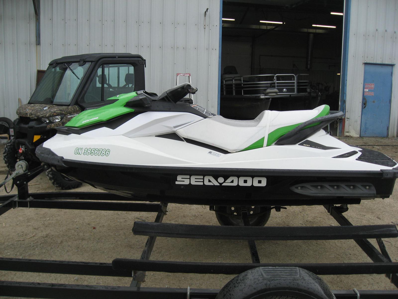 2013 Sea-Doo GTI™ 130