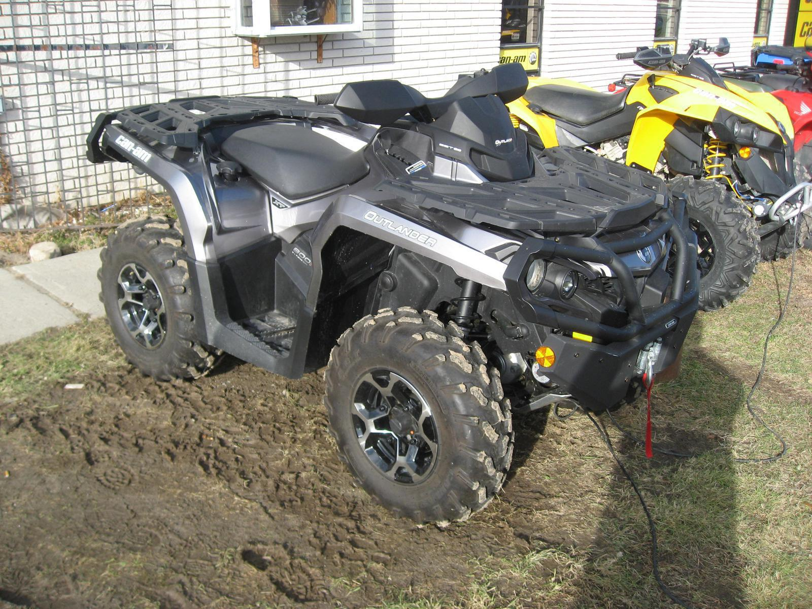 Atv From Can Am Perth Powersports And Marine Perth On 613 267 3443