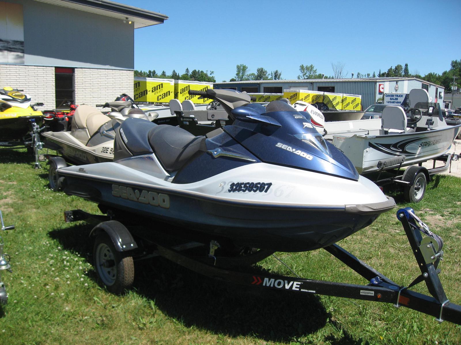 2004 Sea-Doo GTX 185 SC