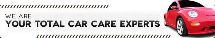 We Are Your Total Car Care Experts