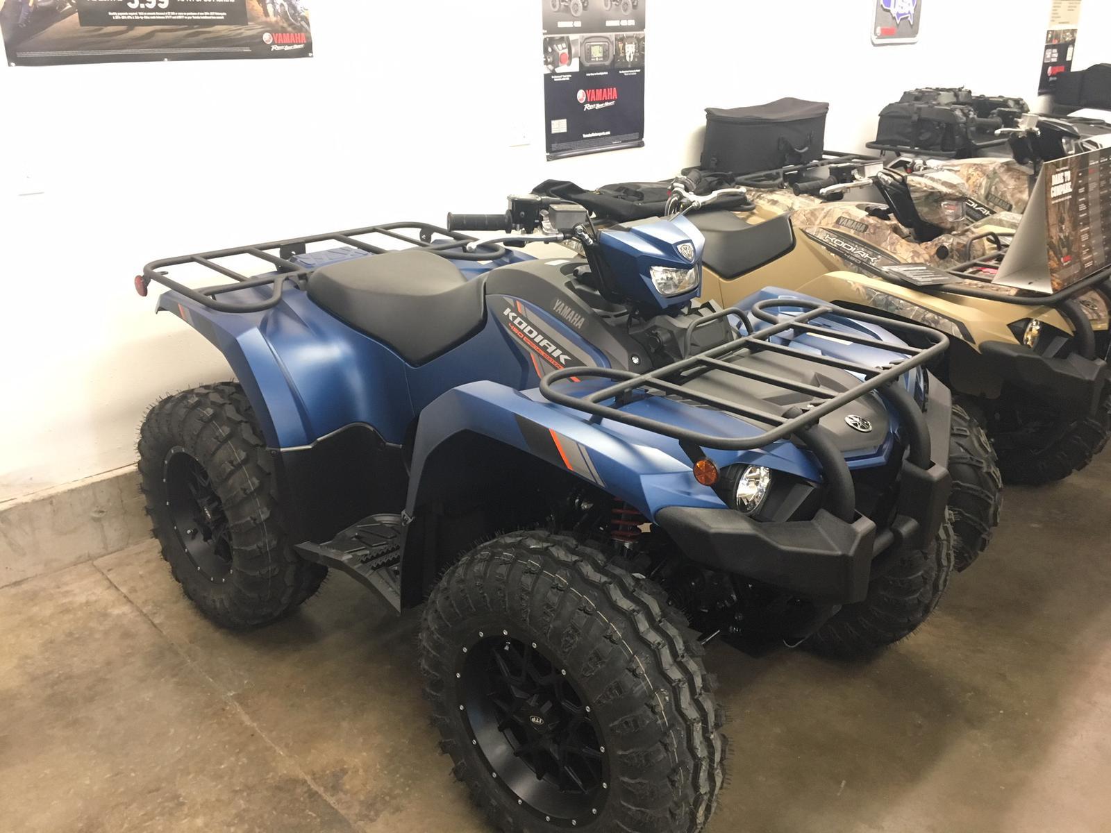 2019 Yamaha Kodiak 450 EPS SE for sale in W Burlington, IA  Pro