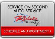 Click here to schedule an appointment at Service on Second.