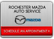 Click here to schedule an appointment at Rochester Mazda Auto Service.