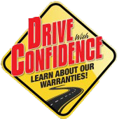 Drive with Confidence: click here to view our warranties.
