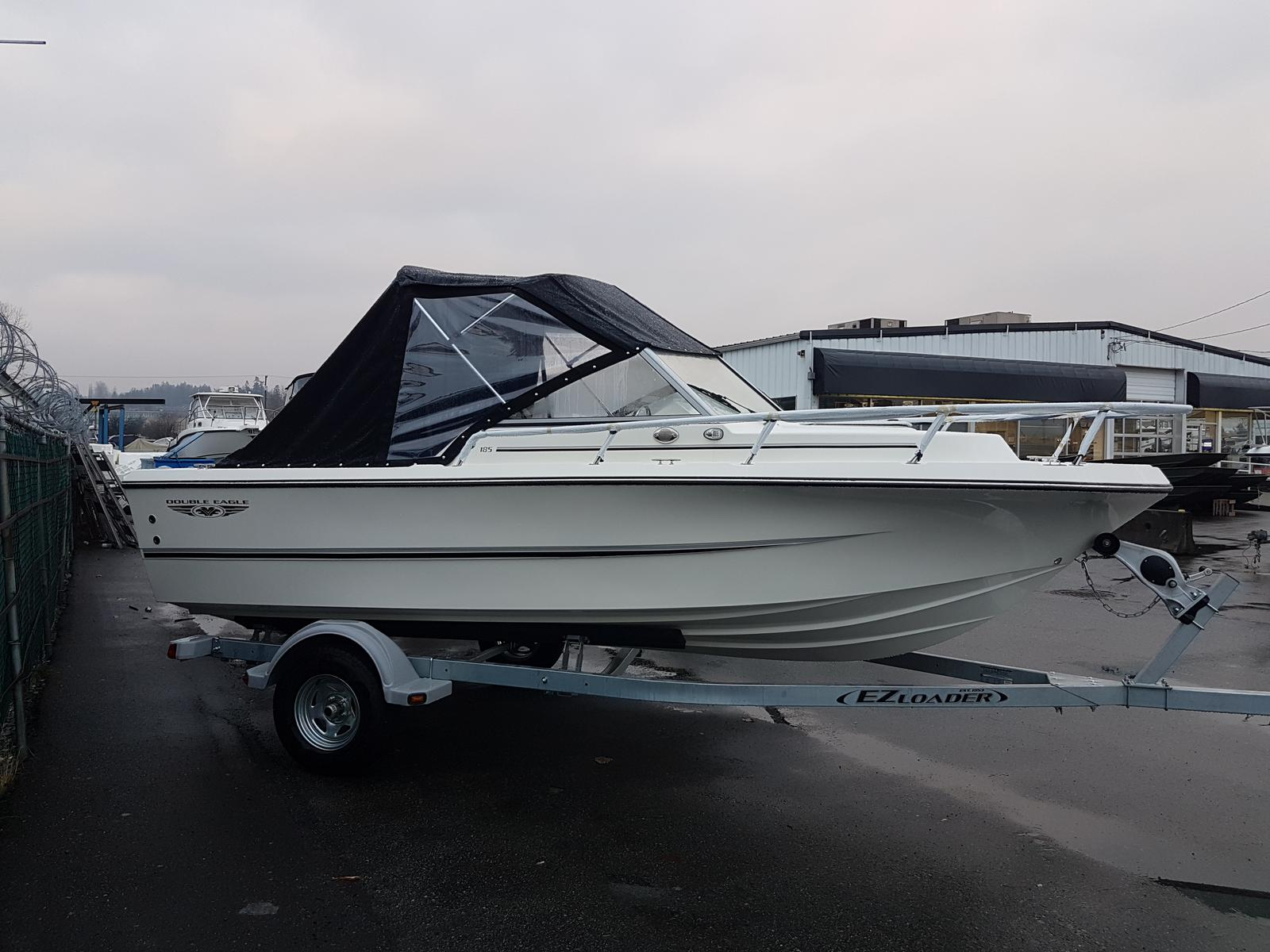 2018 Double Eagle 185 Cuddy Cabin For Sale In Langley Bc Marine As Well Boat Trailers On Trailer Wiring 3
