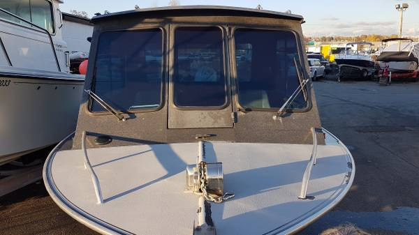 2007 Bolton 23 Sea Skiff Hard Top for sale in Langley, BC  Marine