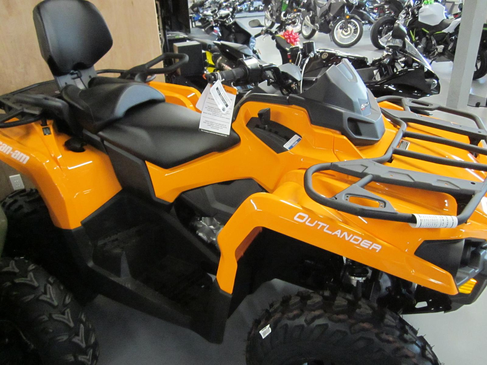 2018 Can Am OUTLANDER MAX 450 DP for sale in Hendersonville NC Dal
