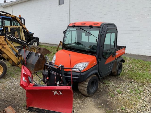 2014 Kubota RTV1100 Orange for sale in Marlton, NJ   Cherry