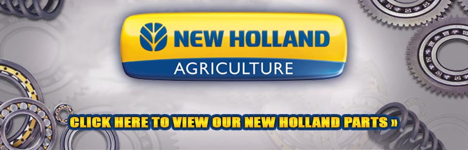 Click Here To View Our New Holland Parts »