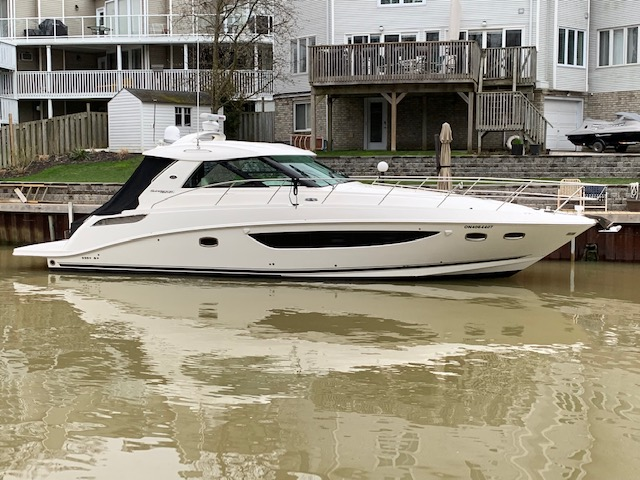 2013 Sea Ray 450 Sundancer For Sale In Grand Bend On Southwest