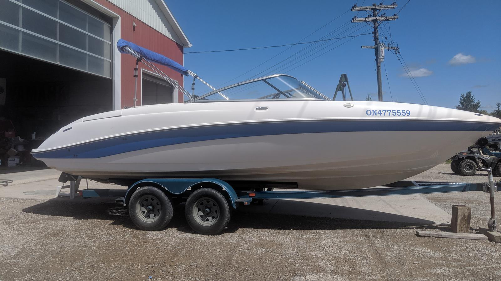 Inventory from Yamaha and Lund Southwest Marine Services