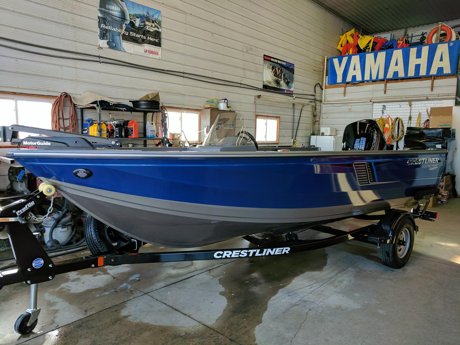 2017 crestliner 1650 fish hawk sc for sale in grand bend on rh swmarineservices com Automotive Wiring Harness Wiring Harness Terminals and Connectors