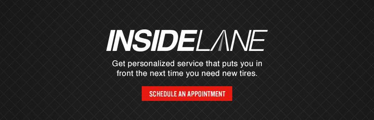 Inside Lane - Schedule an Appointment