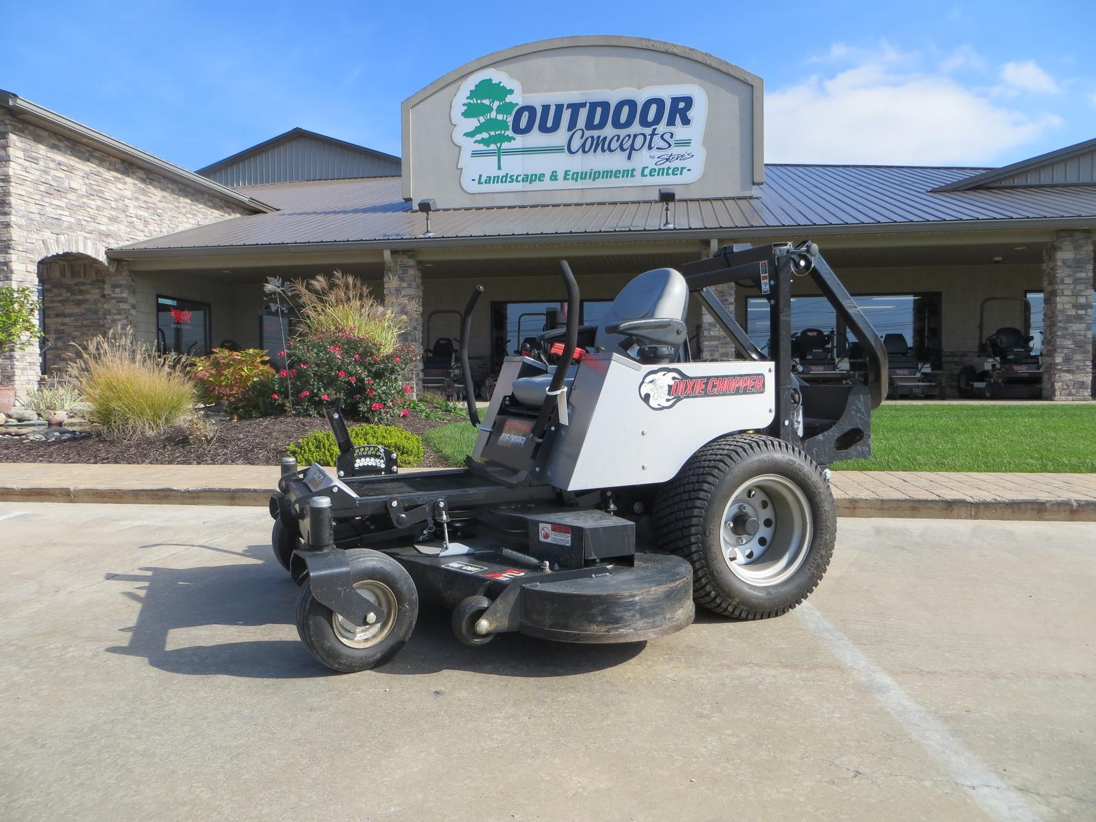 Inventory from Toro and Dixie Chopper Outdoor Concepts Inc
