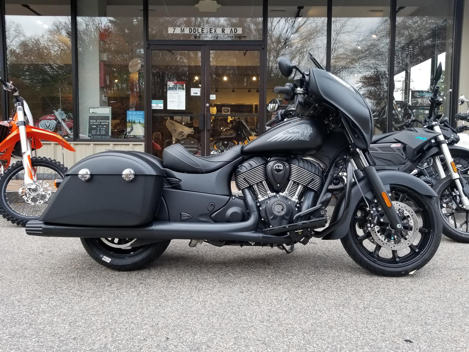 2018 Indian Motorcycle Indian Chieftain Dark Horse for sale in ...