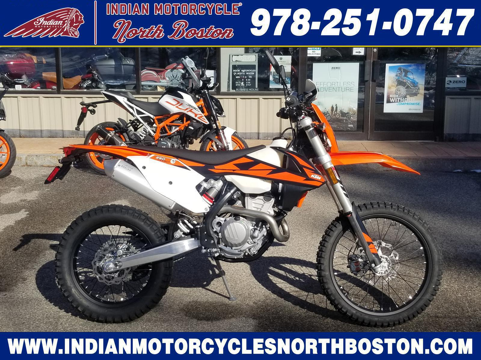 Inventory from KTM Indian Motorcycle of North Boston