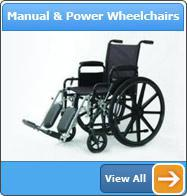 Manual & Power Wheelchairs