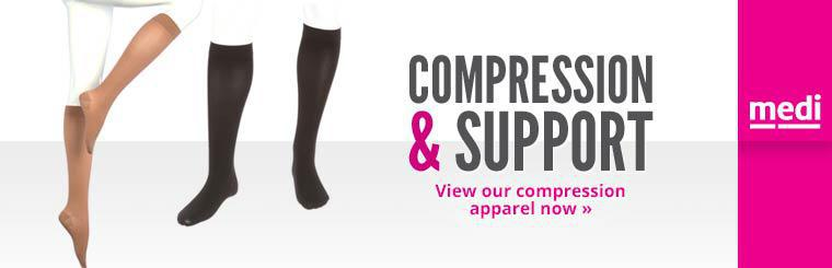 View our compression apparel now.