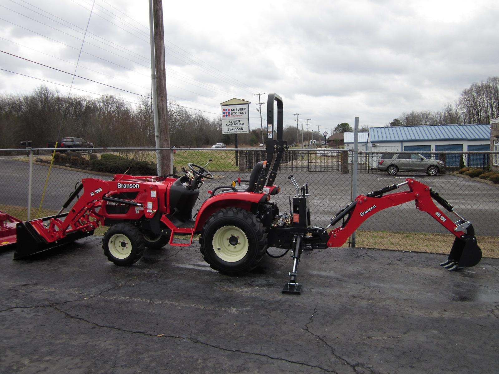 Inventory from Branson Midstate Turf & Tractor, LLC Springfield, TN