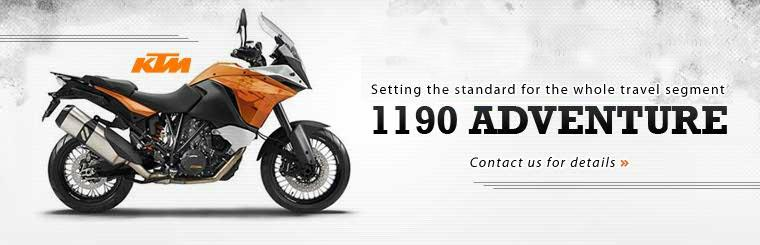 Click here to contact us about the 2015 KTM 1190 Adventure.