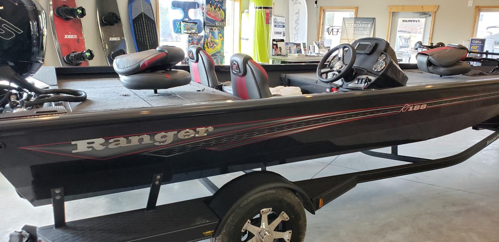 2019 Ranger RT188 for sale in Alpena, MI. The Boat House ... on