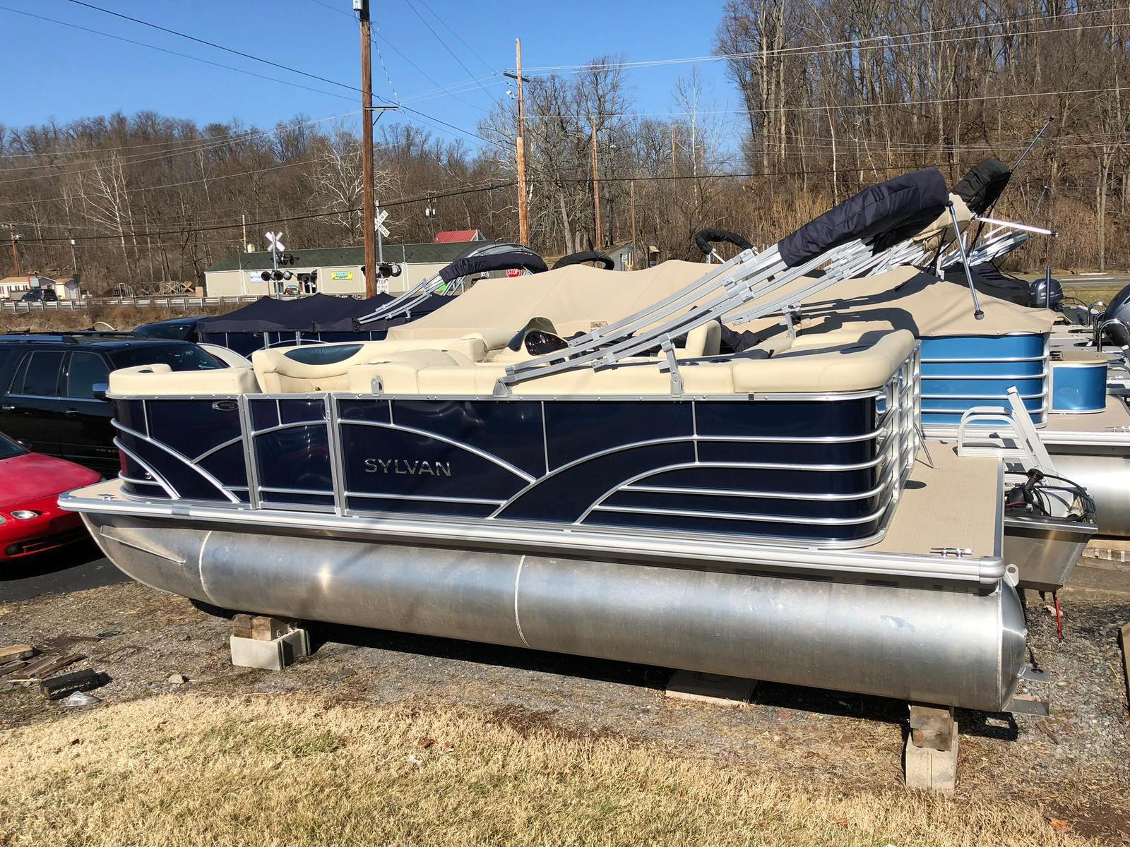Tritoon For Sale >> 2018 Sylvan 8520 Mirage Cruise Tritoon For Sale In Bloomsburg Pa