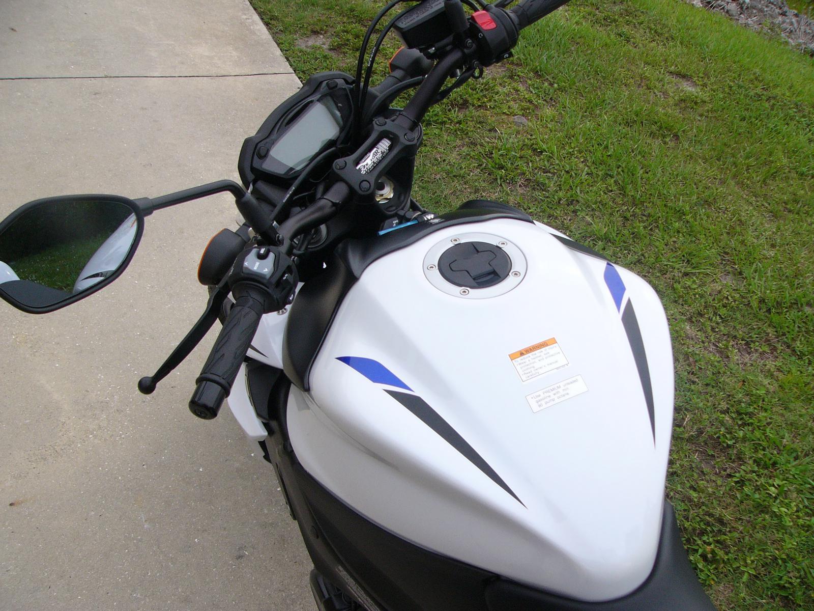 2019 Suzuki GSX-S 1000 ABS