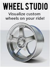 Wheel Studio – Visualize custom wheels on your ride!