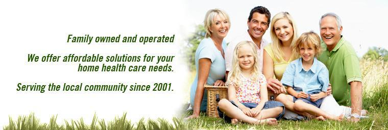 Avritt Medical Equipment offers affordable solutions for your home health care needs, is family owned and operated, and has been serving the local community since 2001.