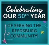 Celebrating our 50th year of serving the Reedsburg Community!