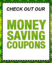 Check out our money saving coupons!
