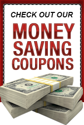 Check out our money saving coupons.