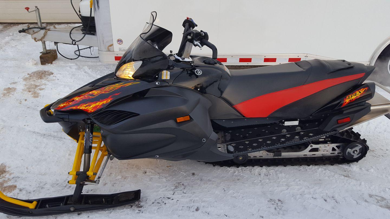 2008 Yamaha Apex RTX For Sale In Ishpeming MI