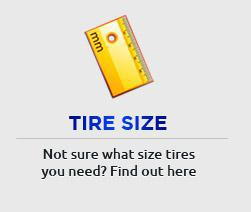 Tire Size: Not sure what size tires you need? Find out here