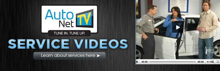 Click here to view service videos.