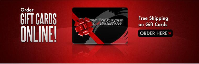 Click here to order gift cards online.