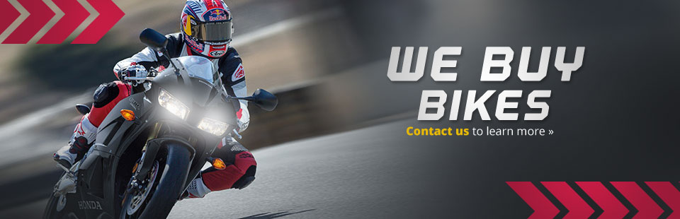 We Buy Bikes: Contact us to learn more.