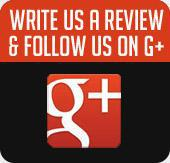 Write us a review and follow us on G+