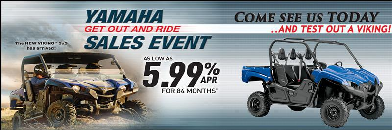 Ride On Sales Event