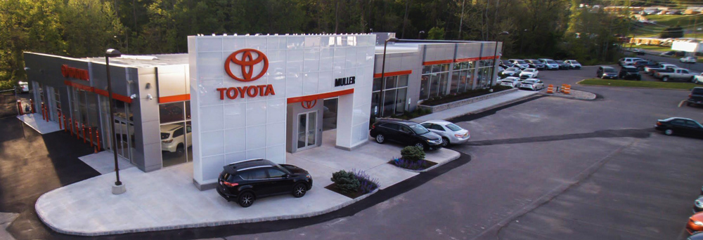 Muller Toyota Automotive Inventory