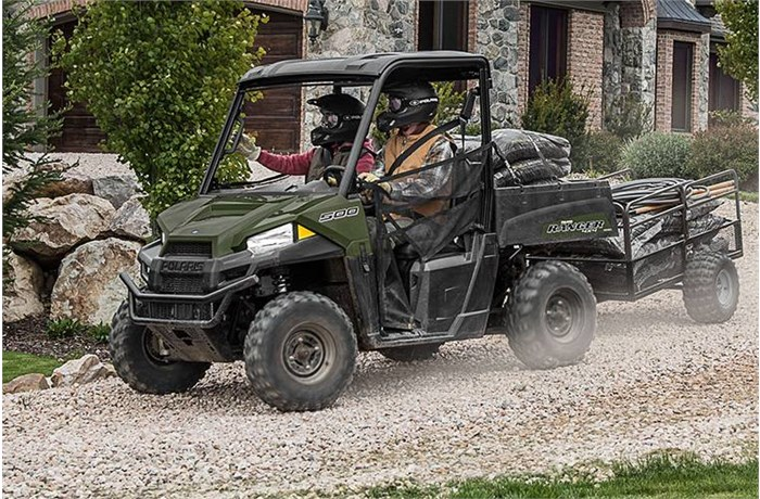 Polaris Ranger Mid-Size Side by Sides