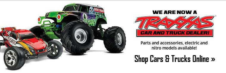 Traxxas Cars and Trucks