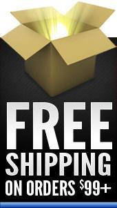 Free Shipping on orders $99+