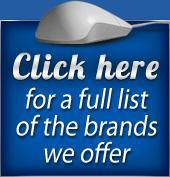 Click here for a full list of the brands we offer.