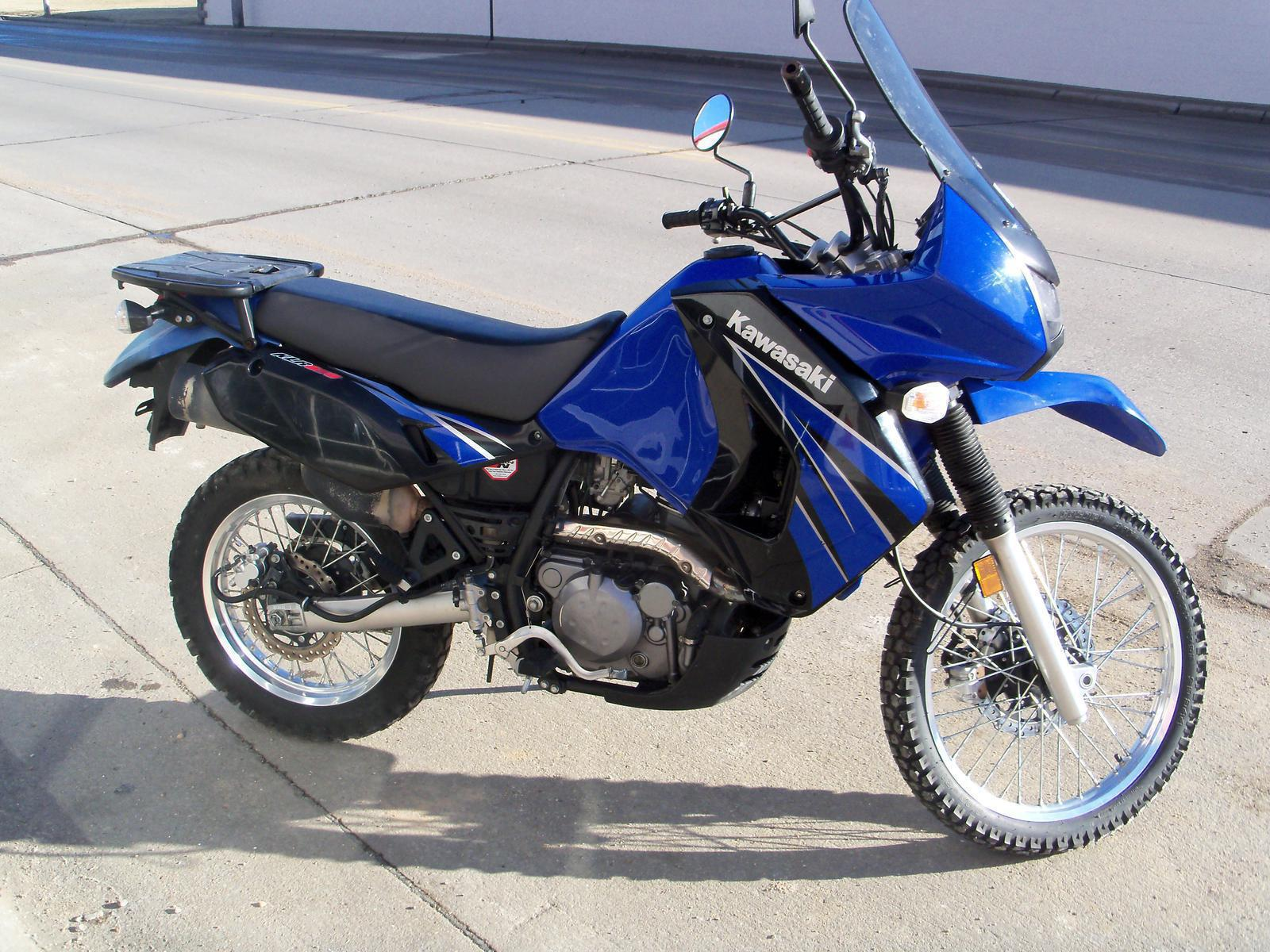 2009 Kawasaki KLR™650 for sale in Pittsburg, KS. Smith's Cycle ...