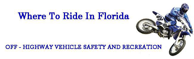 Where to Ride in Florida
